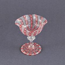 Murano cáscara/eisschälchen, Venini, 50er años (# 7275)