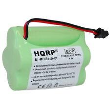 HQRP 2200 mAh Bateria para Uniden BEARCAT BC245 BC245XLT UBC245XLT BC250 BC296