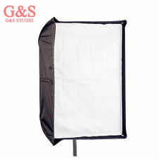 Photo Studio 50cm x 70cm Umbrella Rectangle Softbox For SpeedLight/Flash