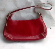 Scarlet Red Nine West Purse