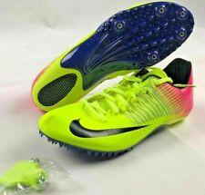 Mens Nike Zoom Celar 5 Sprint Spikes Volt Pink 629226-999 Sz 10 w/ Spikes Tool