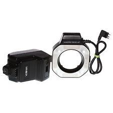 Minolta macro 1200af ring relámpago/round Flash con control unit del comerciante