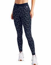 Champion Leggings Women's Authentic Print Dot Stripe Camo Cotton Blend sz XS-2XL