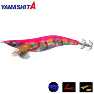 YAMASHITA SQUID FISHING WARM JACKET SQUID JIG EGI-OH LIVE 3.0 029 PKM RAINBOW