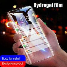 For Xiaomi Redmi 10X Pro Note 9 Pro K30 Mi 9 Soft Hydrogel Film Screen Protector