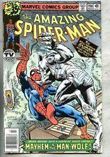 Amazing Spider-Man #190-1979 fn+ Spiderman Man-Wolf