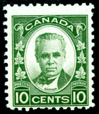 Canada, 1931 Sir Georges Etienne Cartier, Scott 190, Perf 11, 1 Stamp, MNH