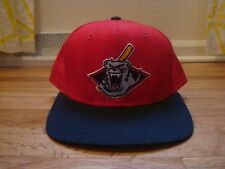 VTG Jamestown Jammers minor league DeLong 7 1/2 hat cap 90s 2000s New York Penn