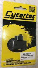 Pastiglie freno Mountain bike Shimano Deore mech Organic semi metal brake pad