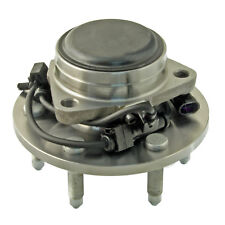 Axle Bearing and Hub Assembly fits 2007 GMC Sierra 1500 Classic  PRECISION AUTOM