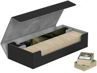 Ultimate Guard Deck Box SuperHive 550+ - Black MINT