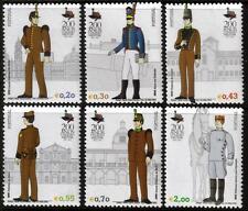 Portogallo 2003 MNH sg2981 - 2986 Bicentenario dell' Accademia militare, LUZ Set di 6