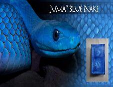"1 Blue Snake Juma Exotic Vape Mod Box Block 3"" x 2"" x 6"" Game Call Block"