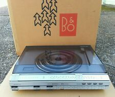 B&O Bang Olufsen Beocenter 2800 Turntable RECEIVER Teak + MMC20S FULLY WORKING