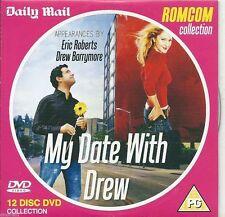 ROMCOM = MY DATE WITH DREW star DREW BARRYMORE ERIC ROBERTS = VGC PROMO