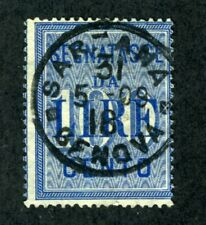 Italy, Scott #J24, Numeral of Value in Frame, 1903, Used