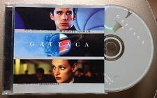 MICHAEL NYMAN / GATTACA (original soundtrack) - CD (printed in Italy 1997)