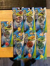 Lot Of 7 Assorted NEW SEALED Beyblade Burst Turbo SlingShock Great Gift Idea!