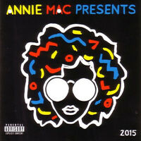 ANNIE MAC PRESENTS 2015 33-track 2xCD compilation NEW/UNPLAYED Disclosure Bicep