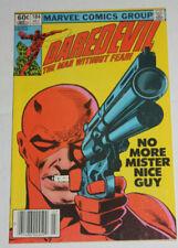 Daredevil #184 (1st Series) Marvel Comics June 1982 NEWSSTAND EDITION NM 9.4