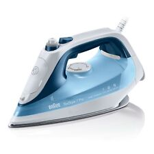 Braun TexStyle 7 Pro Steam Iron, SI 7062 BL 60% More Steam and Intense Power