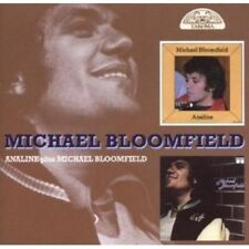 MIKE BLOOMFIELD - ANALINE/MICHAEL BLOOMFIELD  CD NEW!