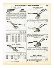 1940 AD HILL SIDE PLOWS, CHILLED PLOWS, SUB-SOIL PLOWS, W.J. OLIVER, REPAIR PART