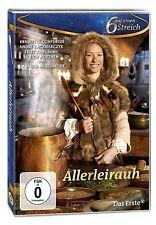 DVD *  ALLERLEIRAUH - 6 Sechs auf einen Streich  # NEU OVP %