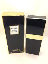 COCO CHANEL EAU DE PARFUM 2.0oz EDP Rechargeable Refillable Spray NEW NoCello(WH