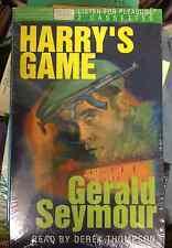 Harry's Game by Gerald Seymour 1991 Cassette Abridged read by Derek Thompson
