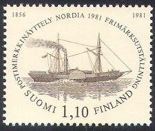 Finland 1981 Paddle Steamer/Boat/Nautical/Transport/StampEx/Steam 1v (n30522)
