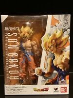 DRAGON BALL Z Bandai S.H. Figuarts Goku Super Saiyan Super Warrior Awakening Ver