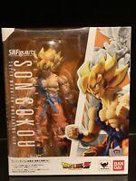 DRAGON BALL Z Bandai S.H. Figuarts Goku Super Saiyan Super Warrior Awakening Ver