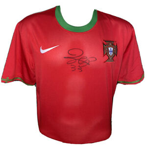 Signed Portugal Shirt by Pepe Real Madrid Porto Besiktas