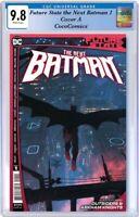 Future State the Next Batman #1 CGC 9.8 DC 2021. Cover A - PRE-ORDER 01/05/2021
