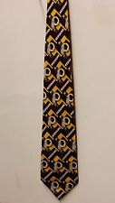 NFL Washington Redskins Team Neck Tie, (Block Pattern) NEW