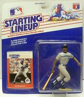 1988  ALVIN  DAVIS - Starting Lineup - SLU - Sports Figurine - SEATTLE MARINERS