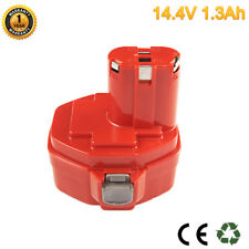 For Makita PA14, 6228D, 6233D, 8280D, 8433DWA, JR140D 14.4V 1.3Ah Drill Battery