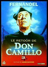 DVD : Le retour de Don Camillo