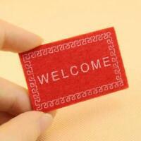 Mini 1:12 Dollhouse Miniature Carpet Dollhouse Room Girl Gift Accessories K N1X7