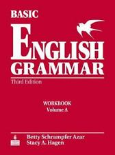 Basic English Grammar Workbook Volume A with Answer Key