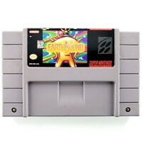 Earthbound (Super Nintendo Entertainment System) 100% Authentic Cart Only Tested