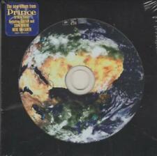 Prince: Planet Earth w/ Artwork MUSIC AUDIO CD album Guitar Somewhere Here NEW