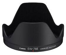 Canon ew-78e Parasol para EF-S 15-85 F / 3.5-5.6 IS USM Objetivos