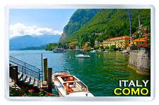 COMO ITALY FRIDGE MAGNET SOUVENIR IMAN NEVERA