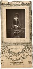 Lemercier, Paris, actrice, Palais-Royal, Alice Regnault (1849-1931) Vintage Prin