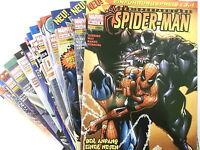 Auswahl = DER SPEKTAKULÄRE SPIDER-MAN # 1 - 22 ( Panini 2004-2005 )