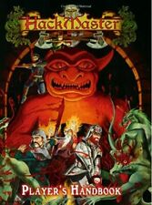 HACKMASTER PLAYER'S HANDBOOK 4TH ED  SC PRE-OWNED
