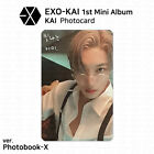 Kai From EXO 1st Mini Album Kai Official Photocard Photo Card K-POP KPOP