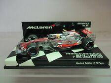 Minichamps 1/43 Vodafone Mclaren Mercedes L.Hamilton #2 1st Win Canada GP 2007